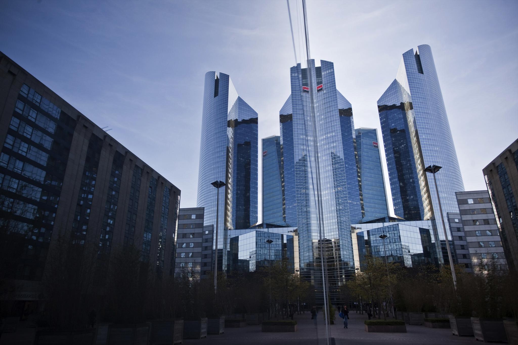 Финансовый детектив по-французски как банк потерял пять миллиардов евро