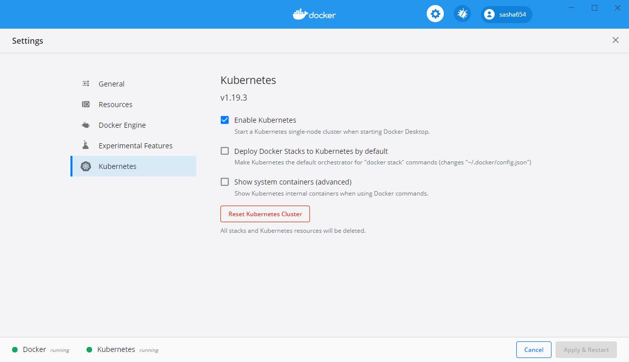 Жизнь .NET приложения в Kubernetes