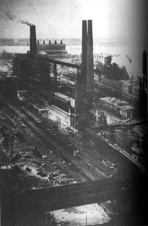 ММК в 30-х годах XX века.