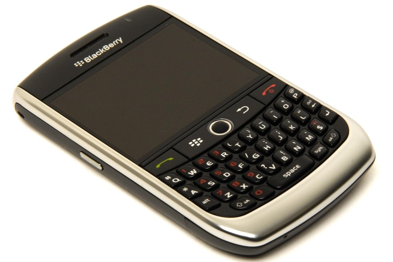Ретроспектива.BlackBerry