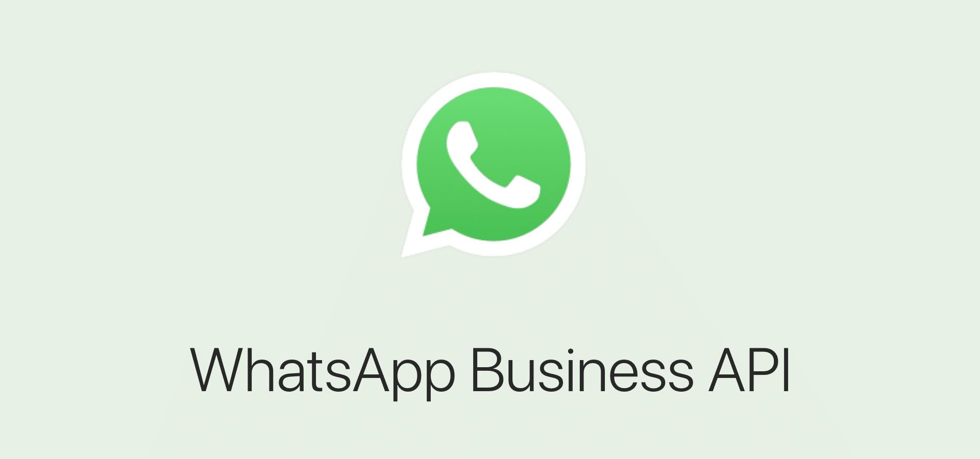 WhatsApp BusinessAPI