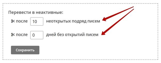 Инструмент доступен бесплатно для всех пользователей, которые настроили собственный домен отправки. Вся работа ведется в разделе настроек домена.