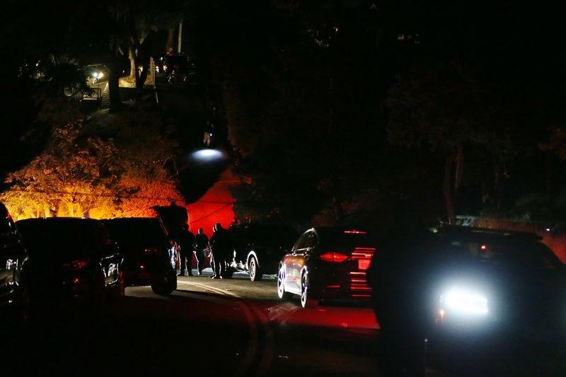 Полиция расследует стрельбу в Оринде.