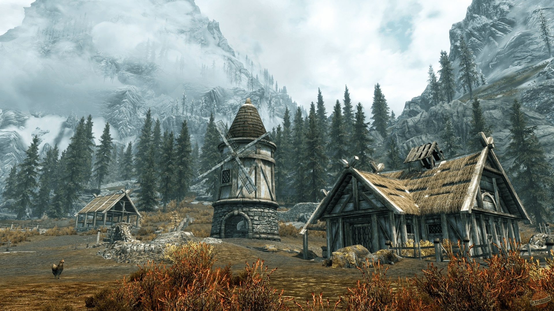 Every trip to the Elder Scrolls: Skyrim turns into a long journey filled with many interesting stories