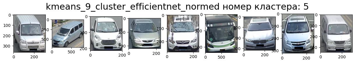 Кластер 5 белые машины, передом, ракурс вправо, внедорожник (вэн).