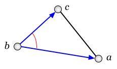 Треугольник, он же граф