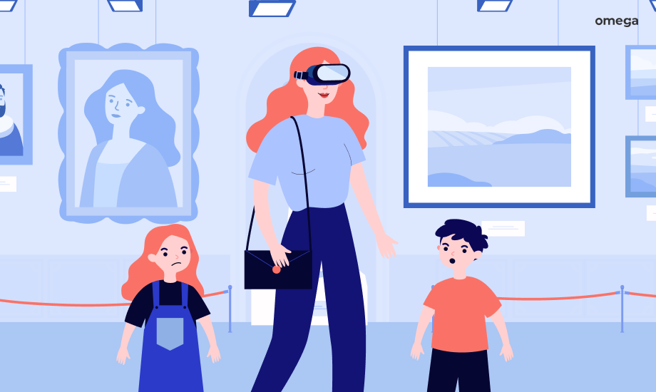 Что не так с VR-технологиями в музеях и что с этим делать