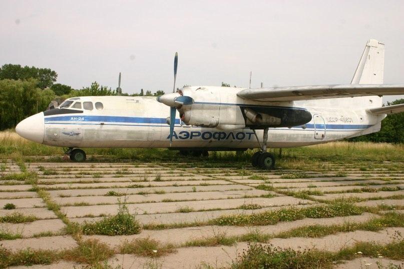 Ан-24 второй после Ту по угоняемости самолет и первый по успешным угонам