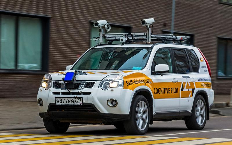 Сбербанк и Cognitive Technologies заморозили совместный проект разработки беспилотных автомобилей