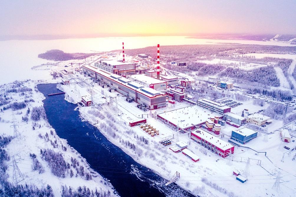Кольская АЭС - первая и самая мощная АЭС за полярным кругом