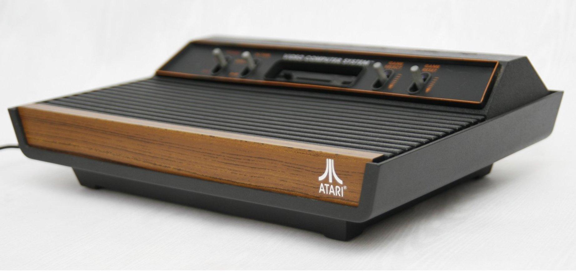 Atari VCS. Фото: Software & Computer Museum