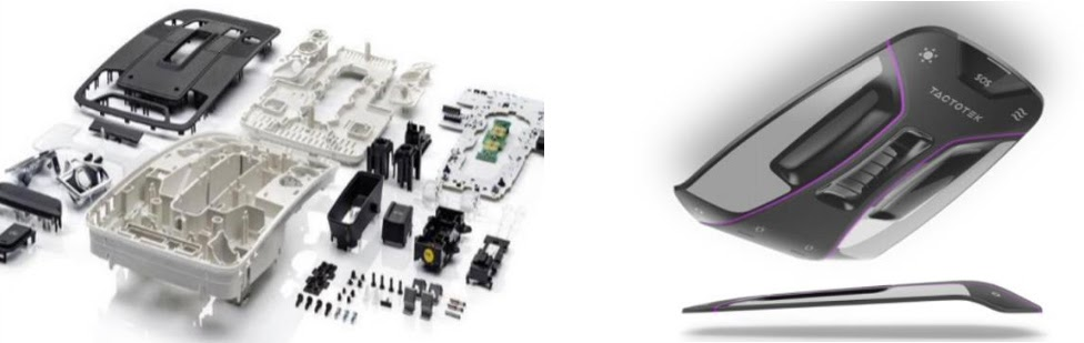 Источник фото: Functional Ink Systems for In Mold Electronics by DuPont