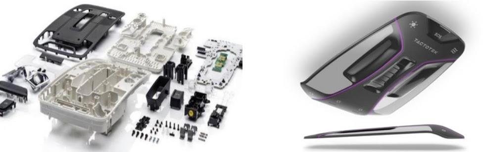 Источник фото: Функциональные системы чернил для «In Mold Electronics» от DuPont -