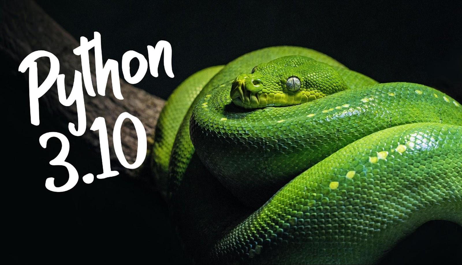 Перевод Все важные фичи и изменения в Python 3.10