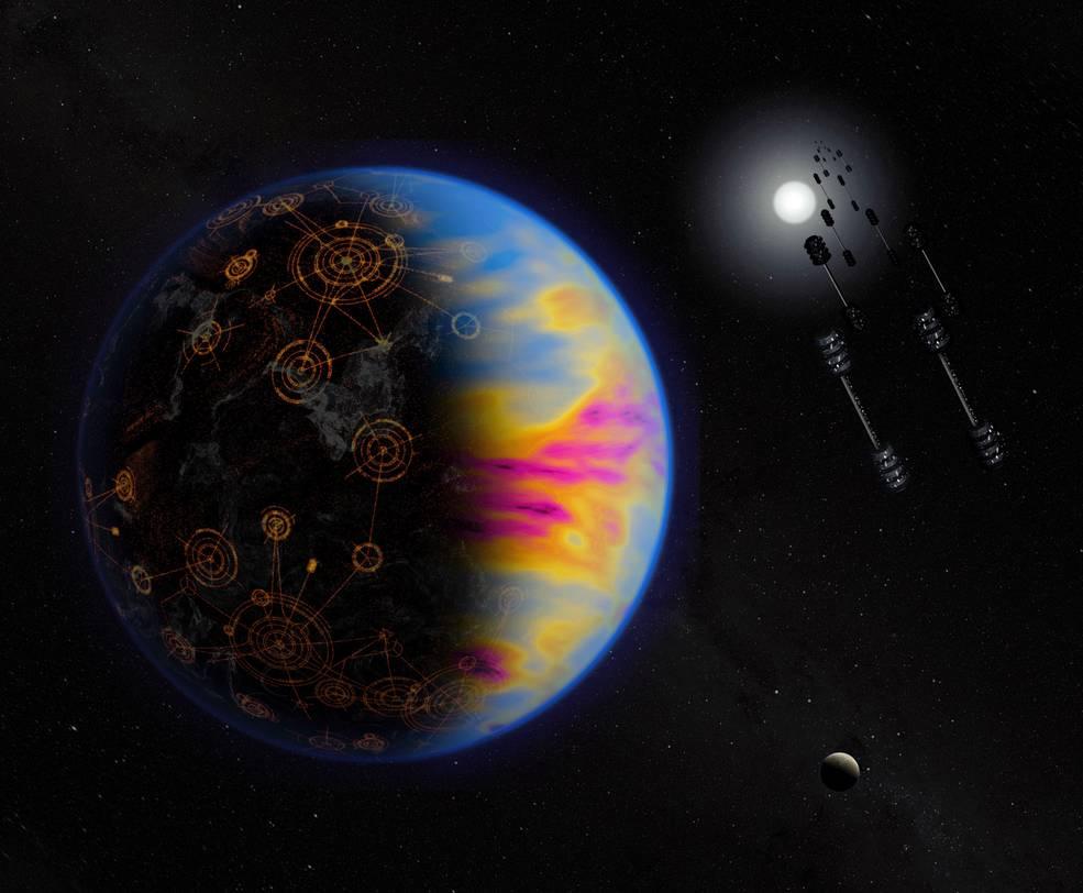 НАСА предложило искать признаки жизни на загрязненных планетах