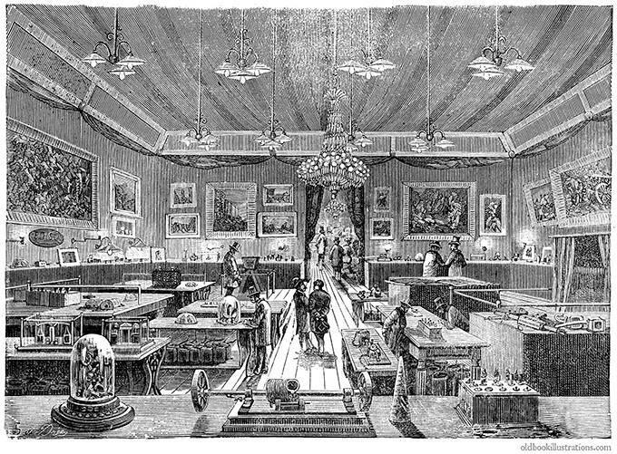 Автор неизвестен, книга «Издание Нового универсального иллюстрированного энциклопедического словаря», год публикации 1885