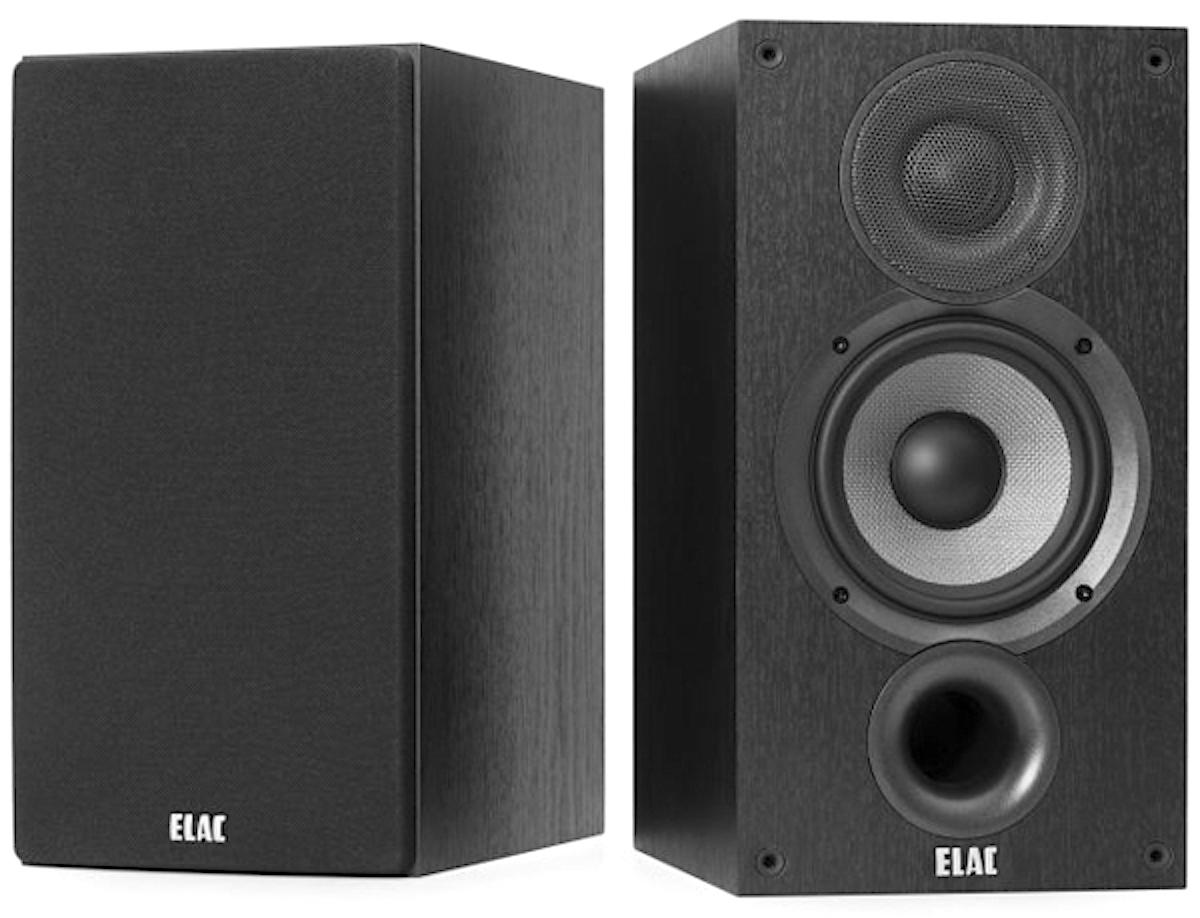 На фото: ELAC Debut B5.2. Источник: Audiomania.ru