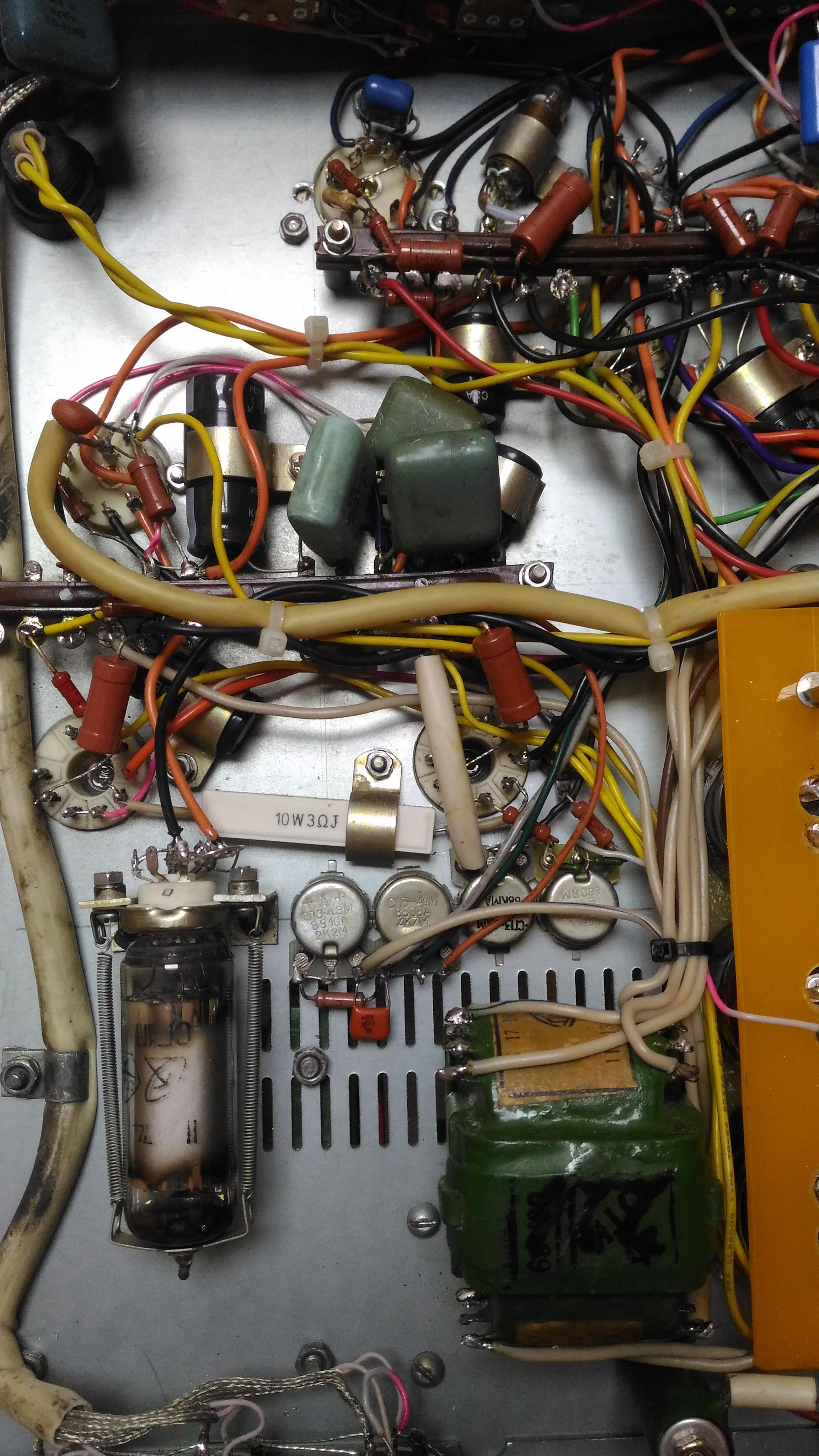 Стабилитрон СГ1П и дополнительный маломощный трансформатор