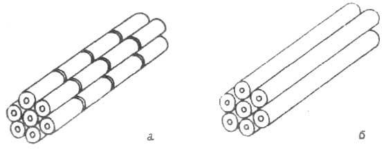 Заряды к РС-82 до и после 1939 года