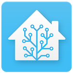 Логотип HomeAssistant