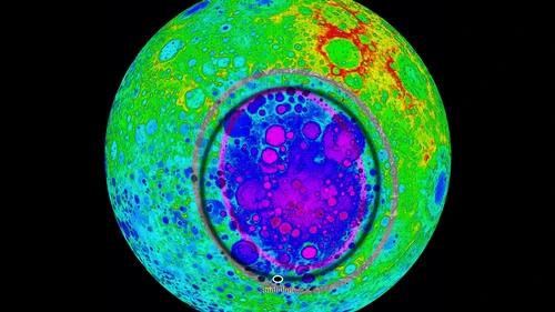 [Перевод] Как на обратной стороне луны появились радиоактивные пятна