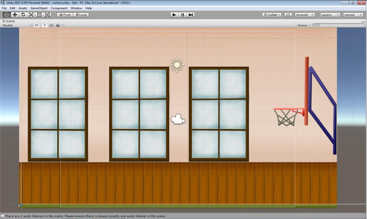 Игровые механики на уроке геометрии или векторы на Unity 3D