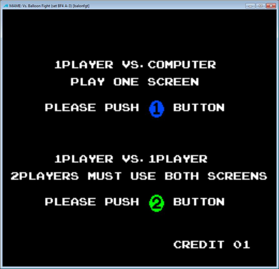 Lobby экран VS system