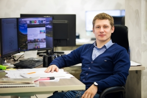 Николай Карпов, главный инженер проекта архангельской компании АрхКуб