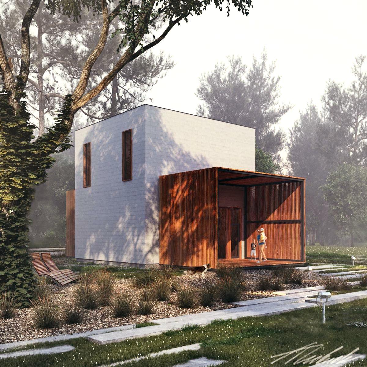 Строю правильный дом под ключ с микроклиматом безс автоматизацией по цене квартиры  1. Введение