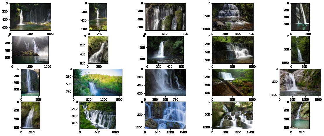Водопады (CLIP)