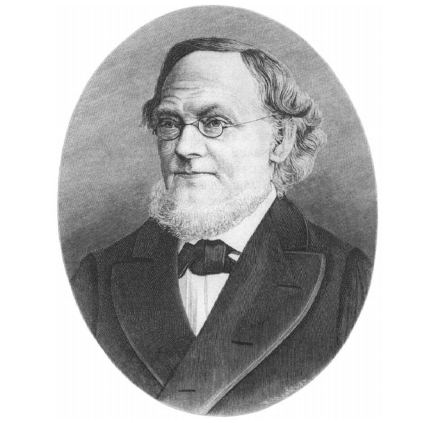 Герман Гюнтер Грассман (1809-1877). Немецкий математик и школьный учитель, прославившийся алгеброй, которая теперь носит его имя