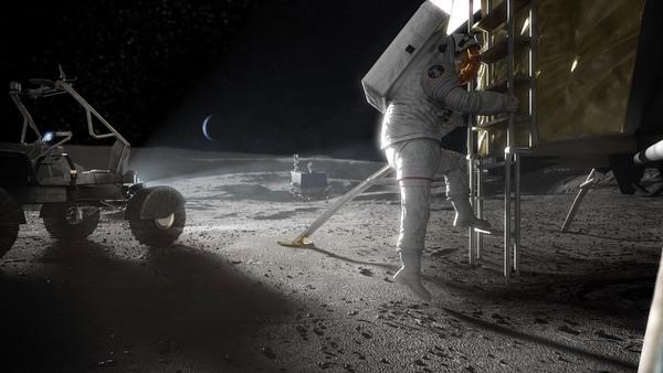 Комментаторы на прошлой неделе предполагали, что посадка Artemis 3 на Луну может не состояться вбл
