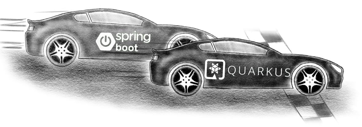Кто победит? Spring Boot или Quarkus.