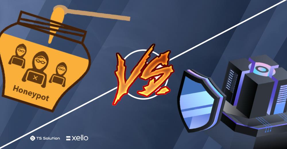 Honeypot vs Deception на примере Xello