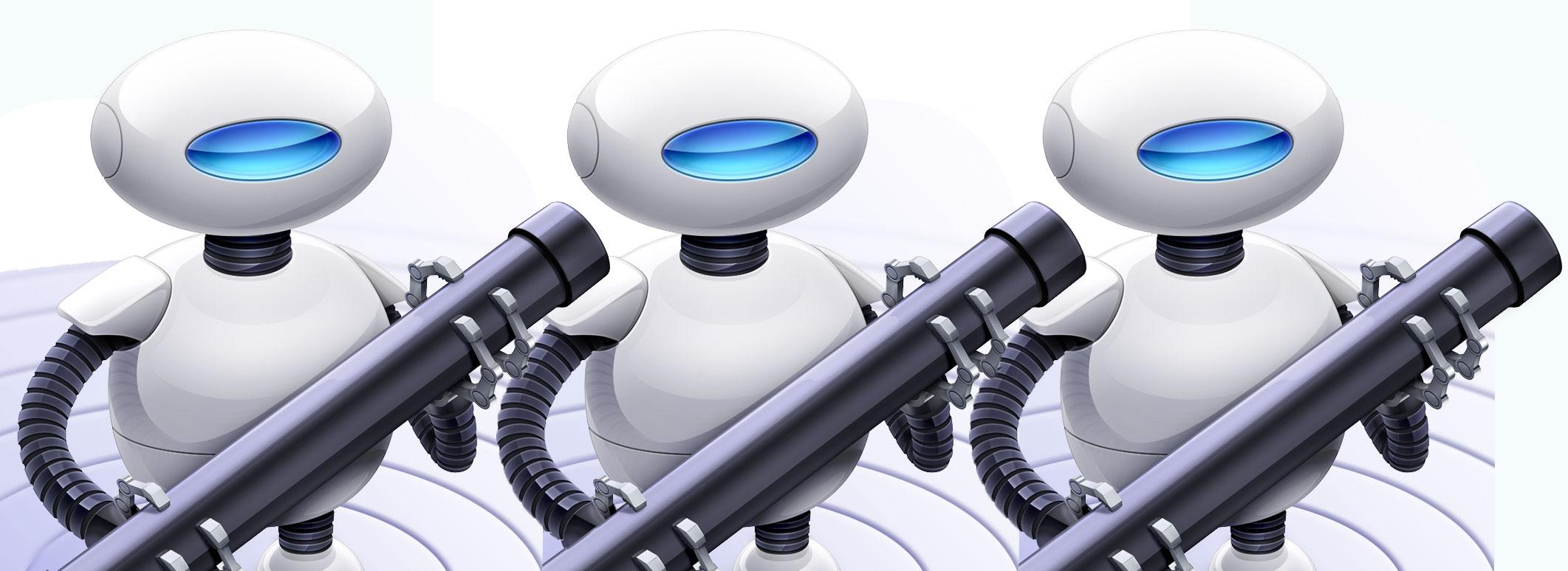 Recovery mode Наш Automator, управляем приложениями MacOS на AppleScript