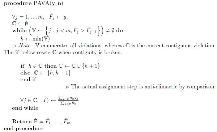 Цитируется по: Assaf P. Oron, Nancy Flournoy. Centered Isotonic Regression: Point and Interval Estimation for Dose-Response Studies / Statistics in Biopharmaceutical Research. № 3 (9) DOI:10.1080/19466315.2017.1286256