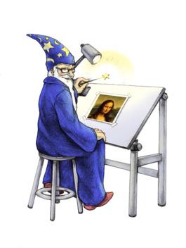 Генерация картинок в коде / Хабр
