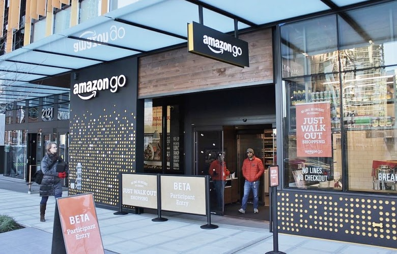 Самый первый магазин Amazon Go в Сиэтле (фото: SounderBruce, CC BY-SA 4.0)