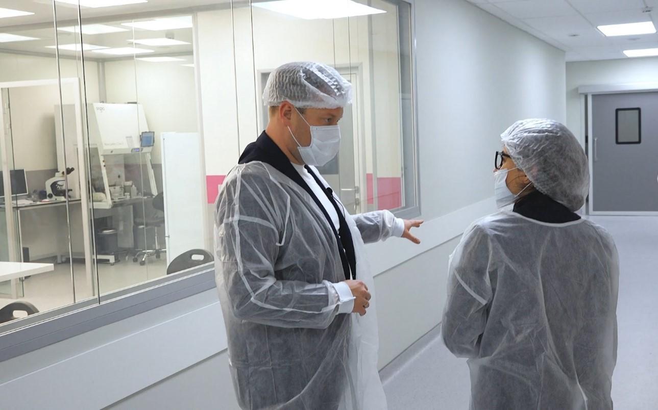 Чипирование в ЭКО, VR в медицине и нейросети в УЗИ