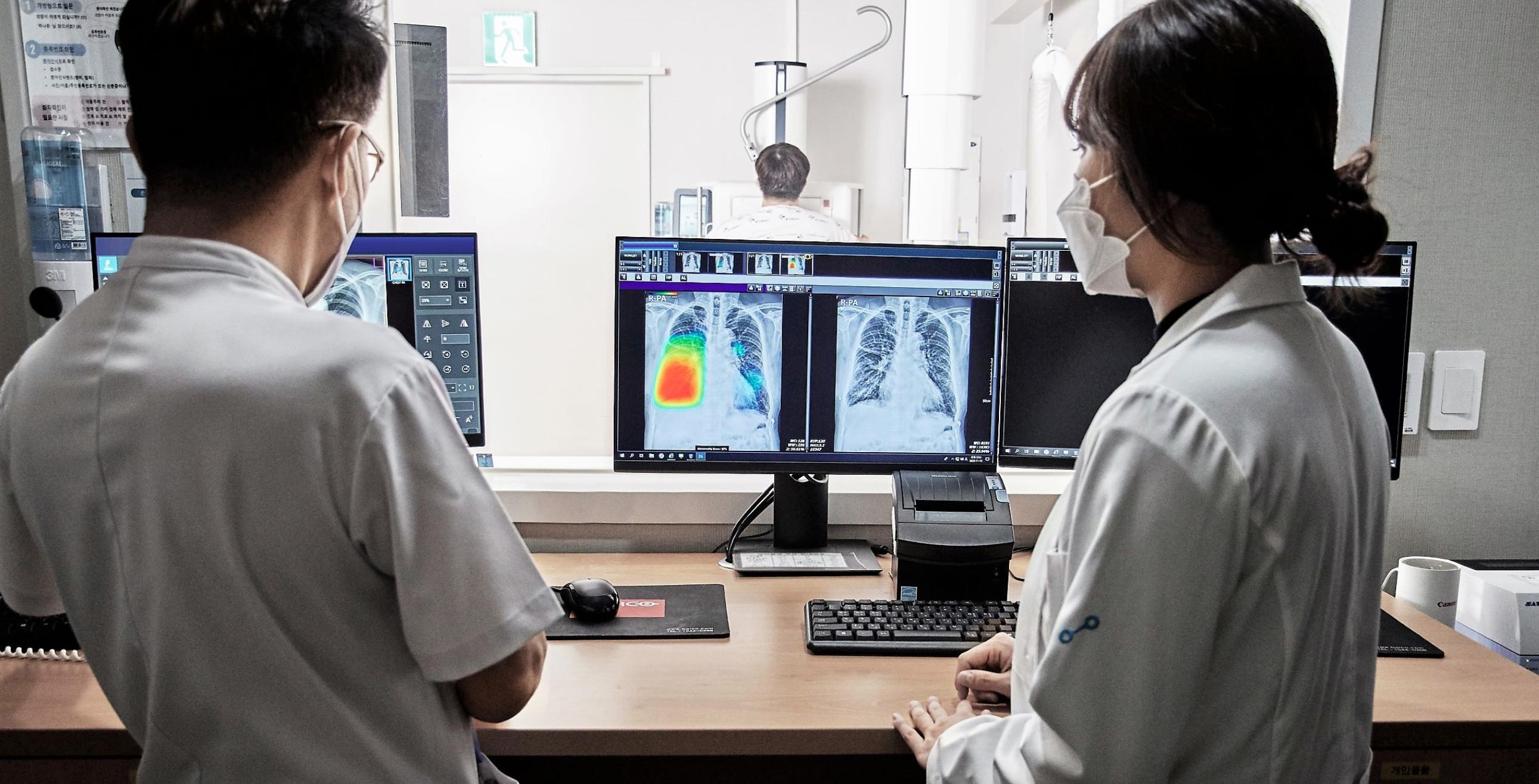 Искусственный интеллект и рентген помогают распознавать многие проявления COVID-19