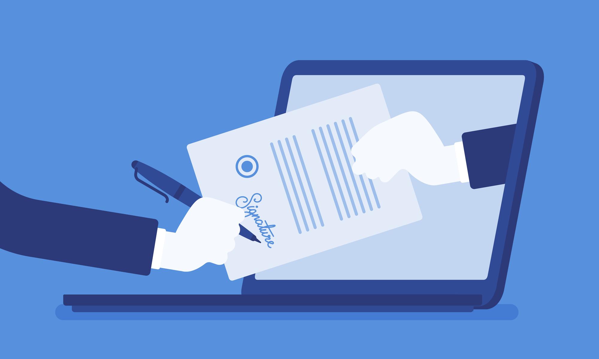 Юридически значимый документооборот банка с потенциальными клиентами зачем, в чём сложность и как мы с этим справились