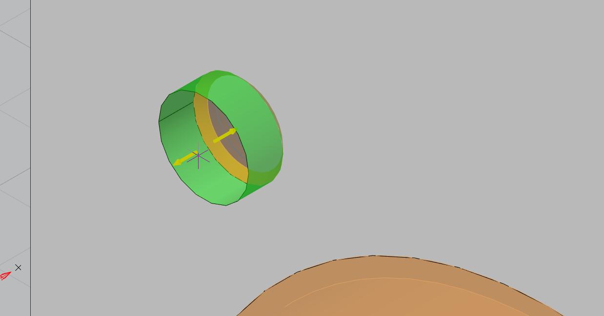 Рис. 29. Наложение зависимости 3D-совмещение