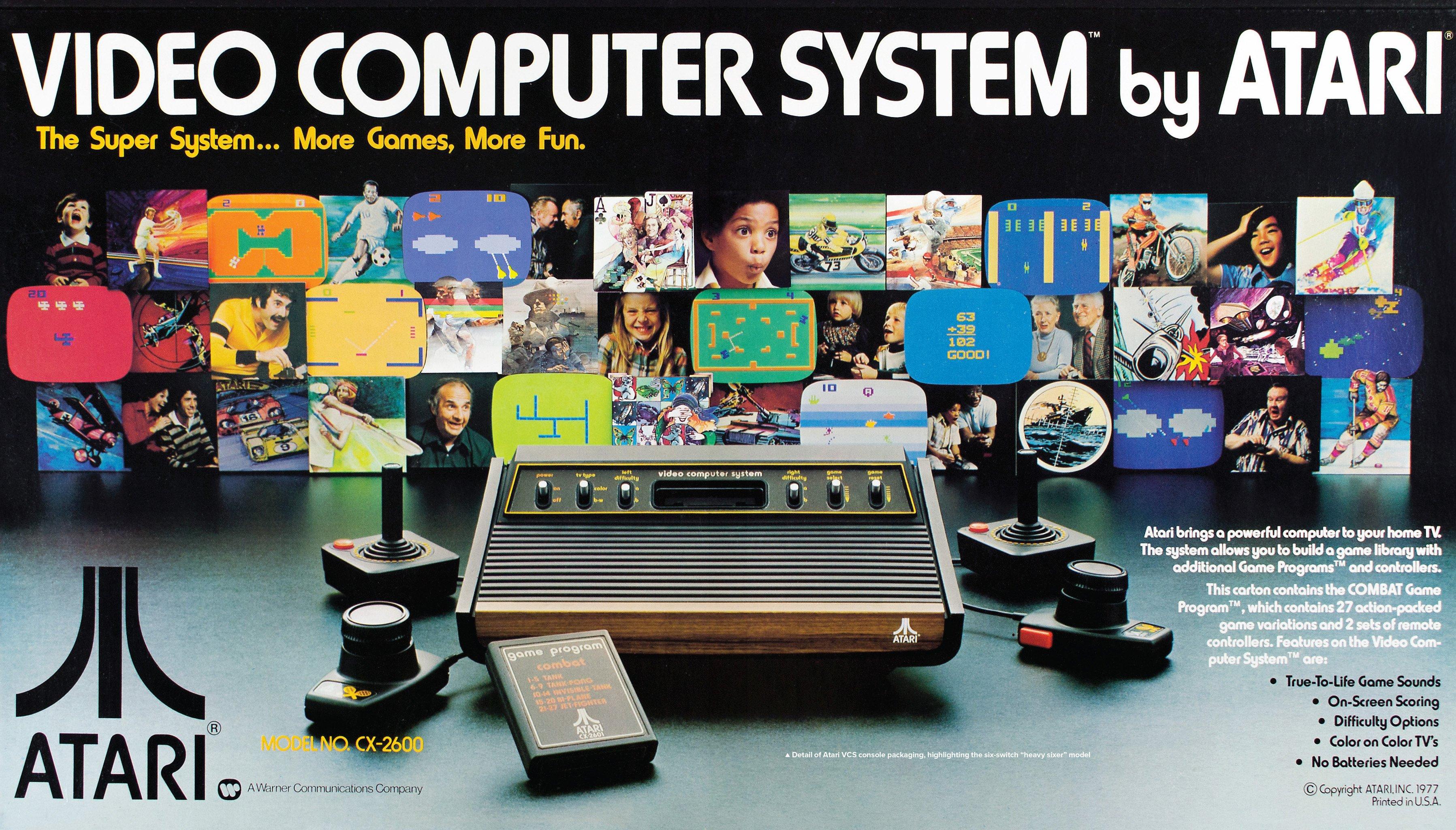 Фото: Art of Atari, Tim Lapetino, PDF edition