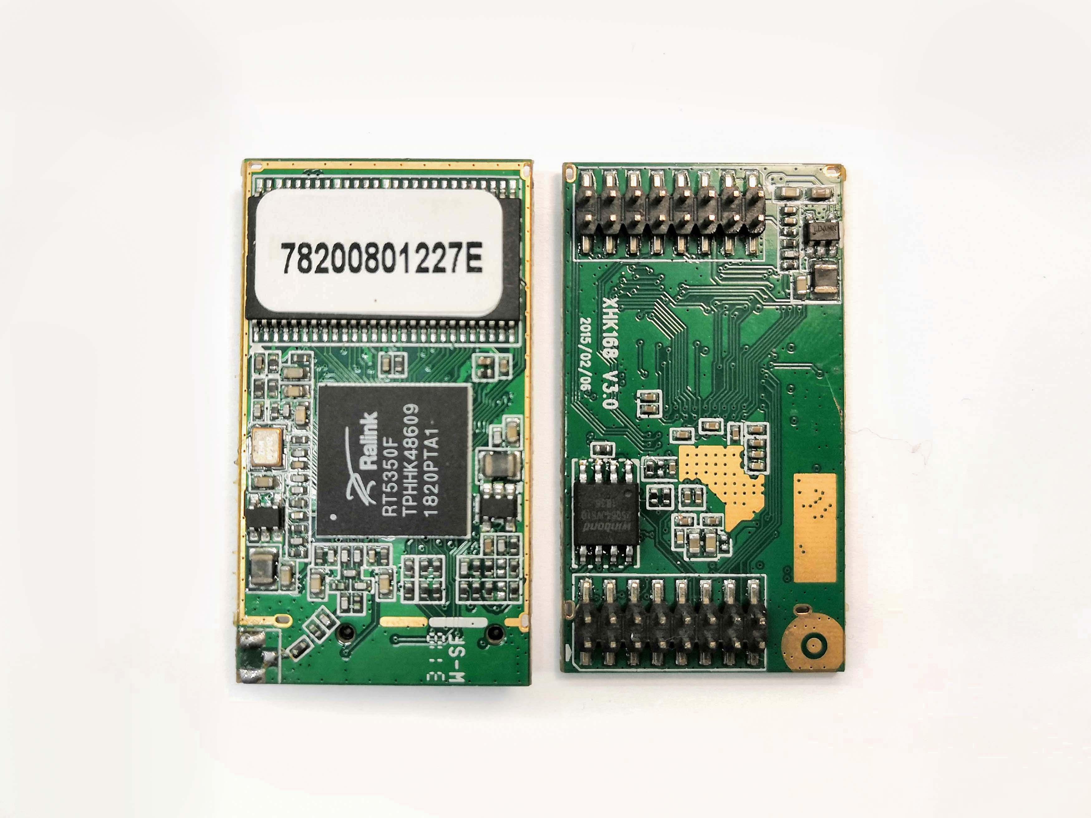 Рисунок 6. Одноплатный компьютер VoCore.