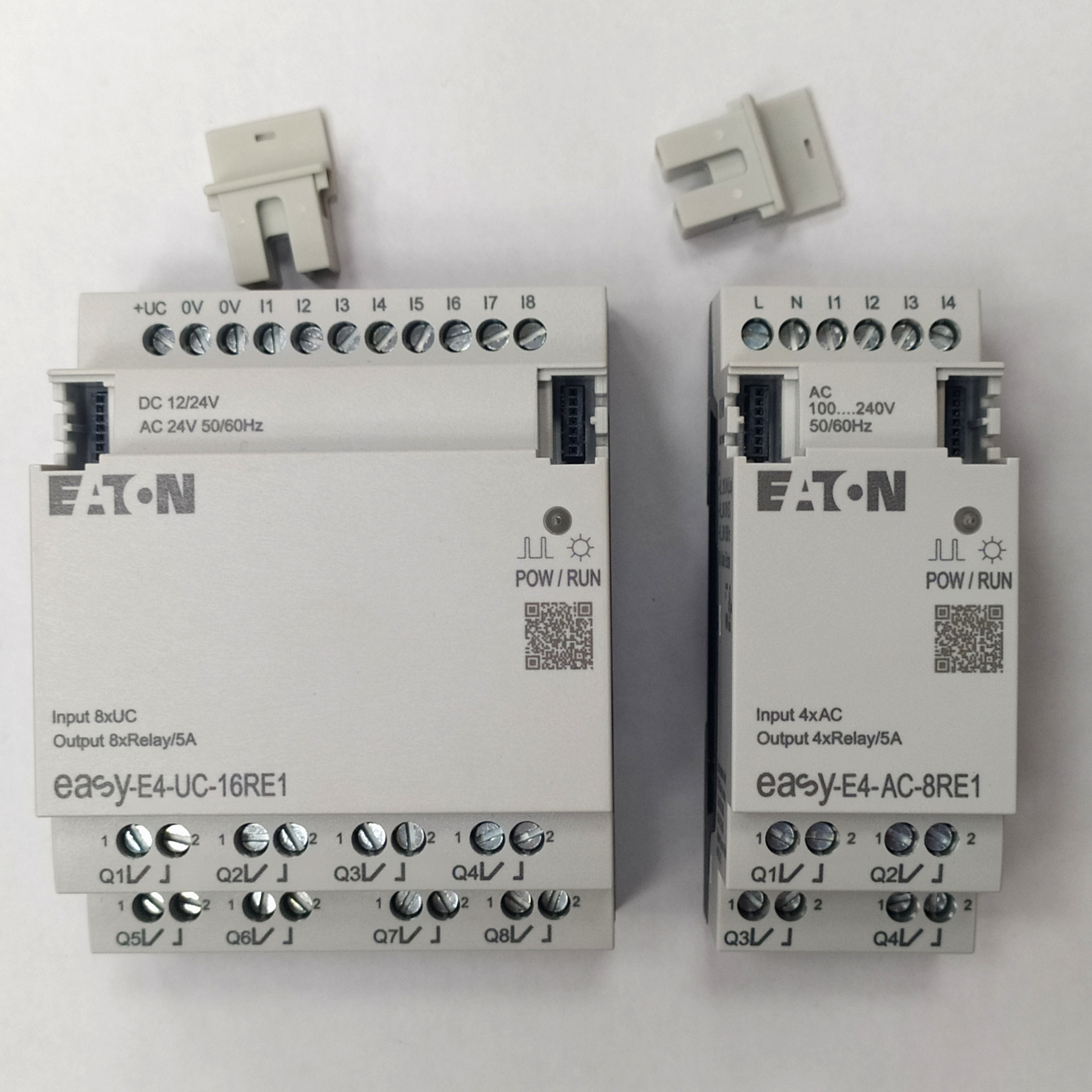 Модули расширения с комплектными соединителями