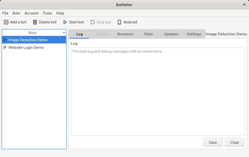 Botfather универсальный фреймворк для автоматизации