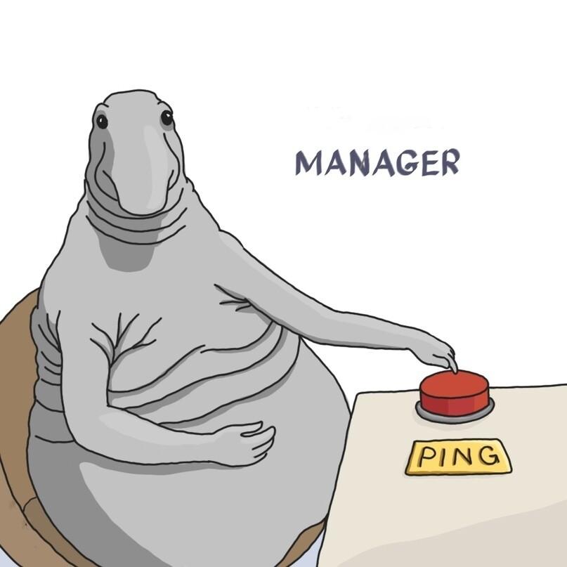 Ох уж эта нелегкая доля менеджера