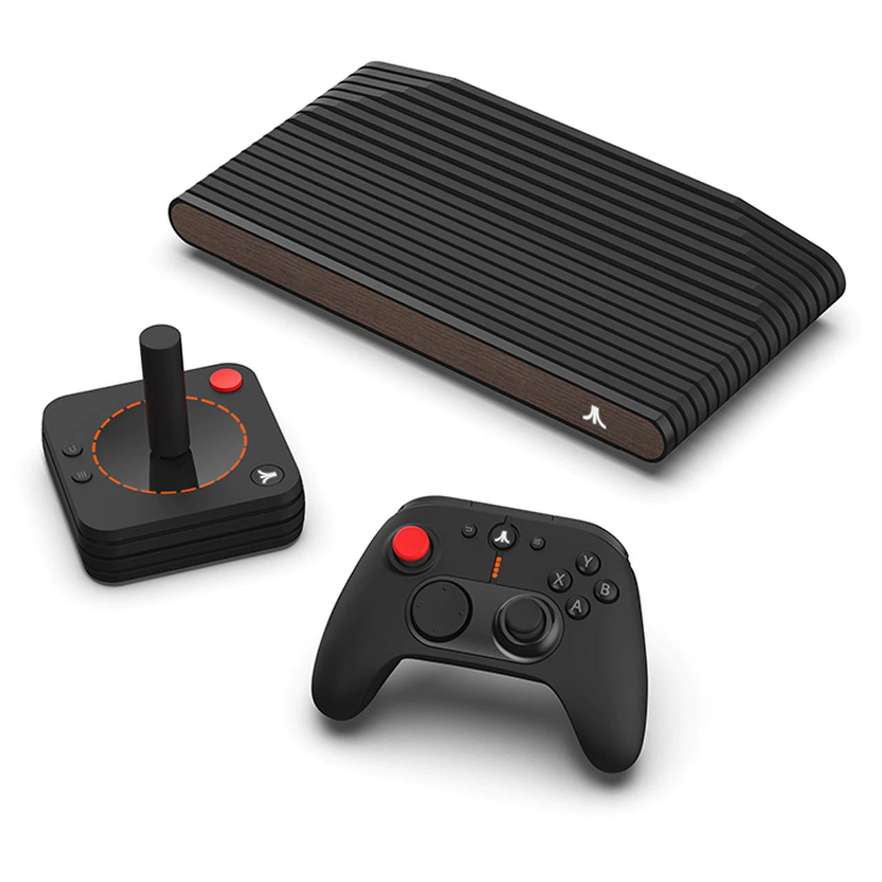 Превью-обзор консоли Atari VCS