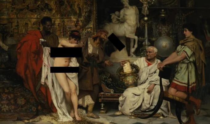 Византийская проституция взгляд сквозь время и юбки