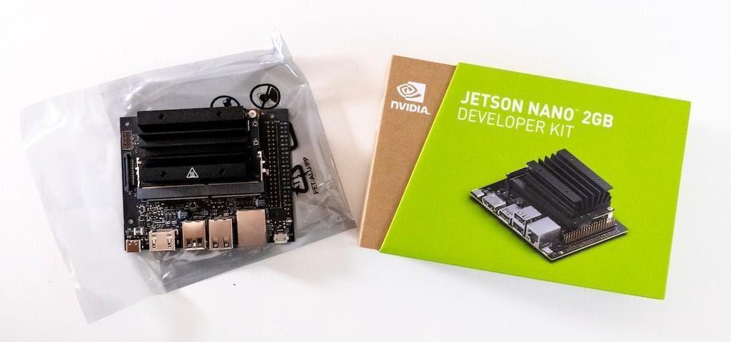 Как за 60$ создать систему распознавания лиц с помощью Python и Nvidia Jetson Nano 2GB